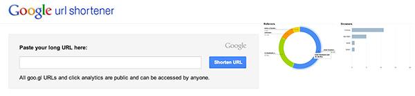 google shortlink